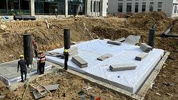 海绵城市雨水收集系统是建设节水城市的必要条件