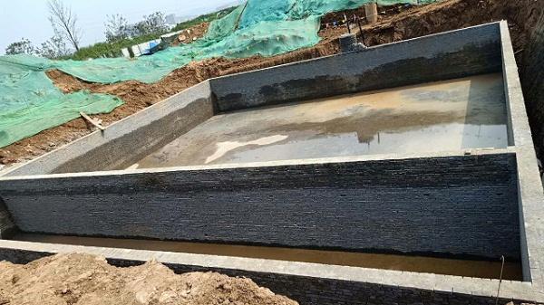雨水收集池的标准