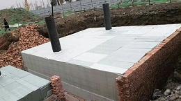 雨水收集地埋式一体化处理设备