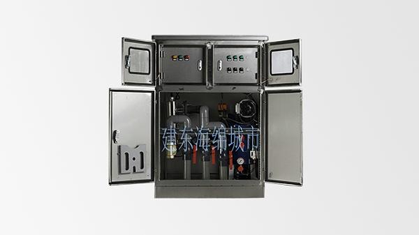 建东分享有关雨水收集地面一体化处理设备的选购!