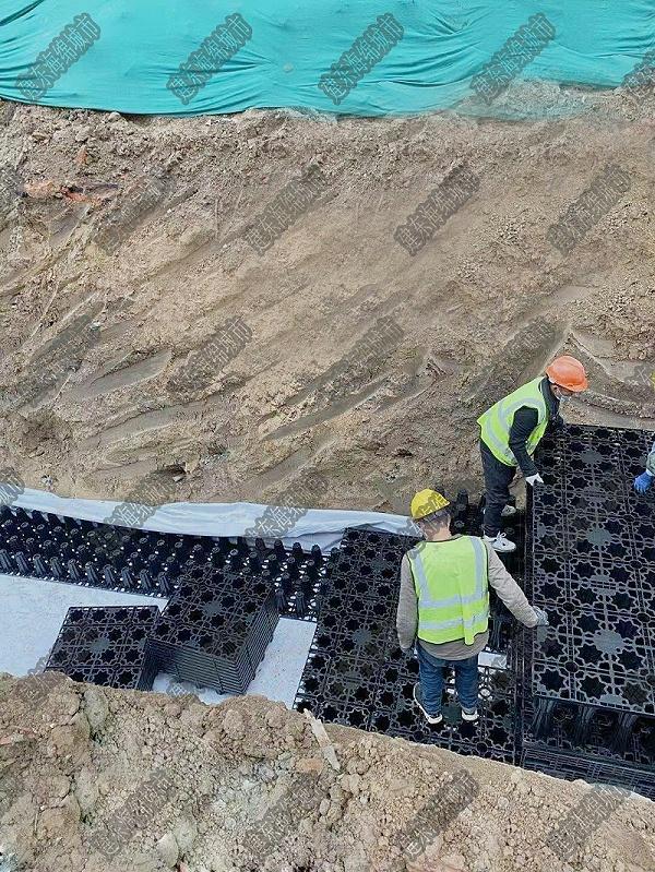 甘肃雨水收集系统海绵城市建设效果显著