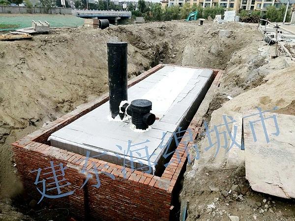 雨水收集利用系统能有效提高水资源的利用率