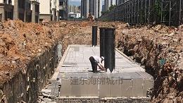 无锡江阴碧桂园雨水收集