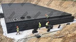 南京腾讯华东云计算基地雨水收集项目