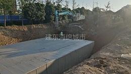 京东亚洲一号昆明物流园雨水收集项目