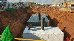 长沙索恩格汽车部件雨水收集项目