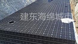上海市民体育公园雨水收集