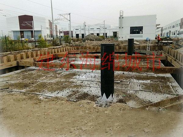 上海14号线封浜段景观工程雨水收集