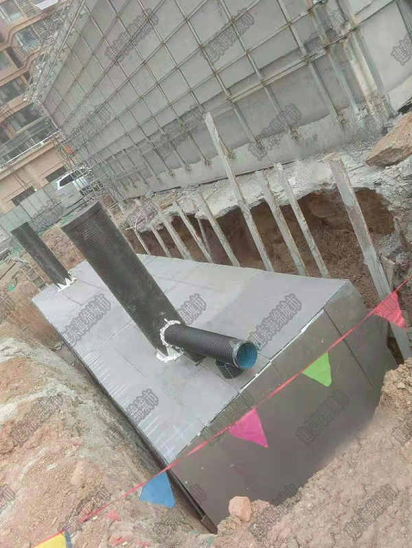 恒大世纪广场小区雨水收集