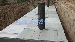 苏州高新区滨河实验小学雨水收集