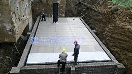 南京晓庄学院雨水收集
