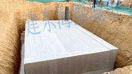 郑州天府路中学雨水收集