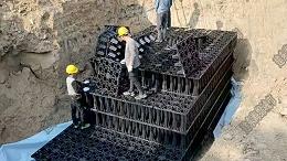 西安人民医院雨水收集