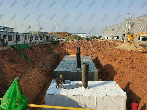 雨水的收集和利用提高了城市的综合质量