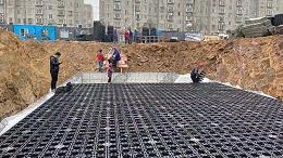 义乌通过雨水收集实现了良好的节水效果