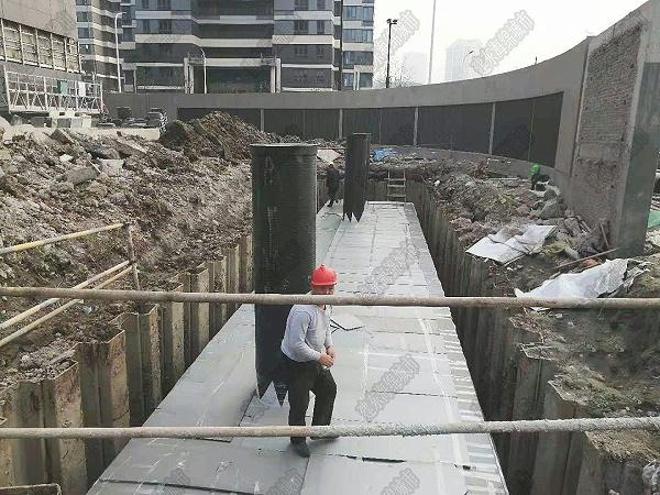 上海普陀区石泉社区雨水收集项目