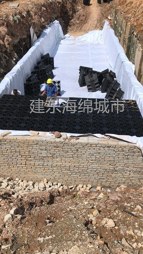 江苏省人人民医院雨水收集