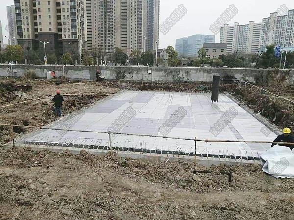 PP模块蓄水池施工流程