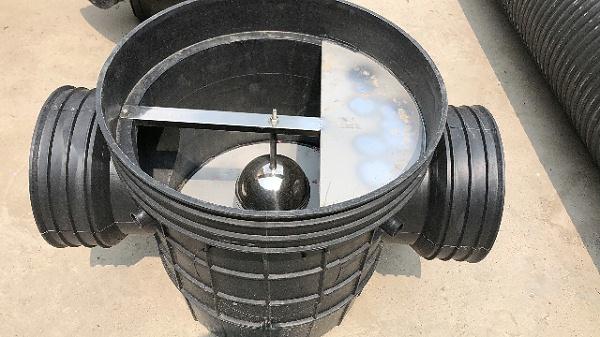 雨水截污挂篮装置的作用