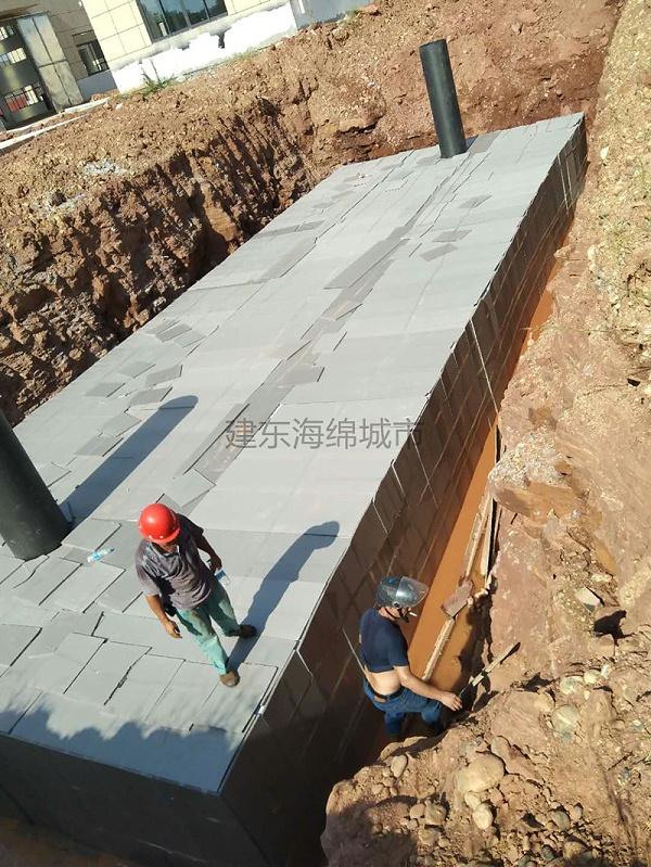 滁州市鼓楼医院雨水收集