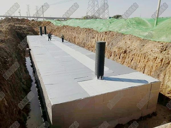 雨水回收系统的六个组成部分