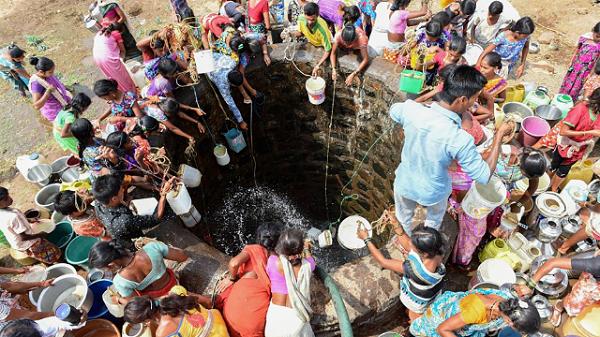 印度开始实施雨水收集计划,如此未雨绸缪为哪般?